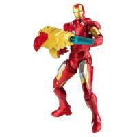 MARVEL THE AVENGERS Movie Series Shatterblaster IRON MAN Figure