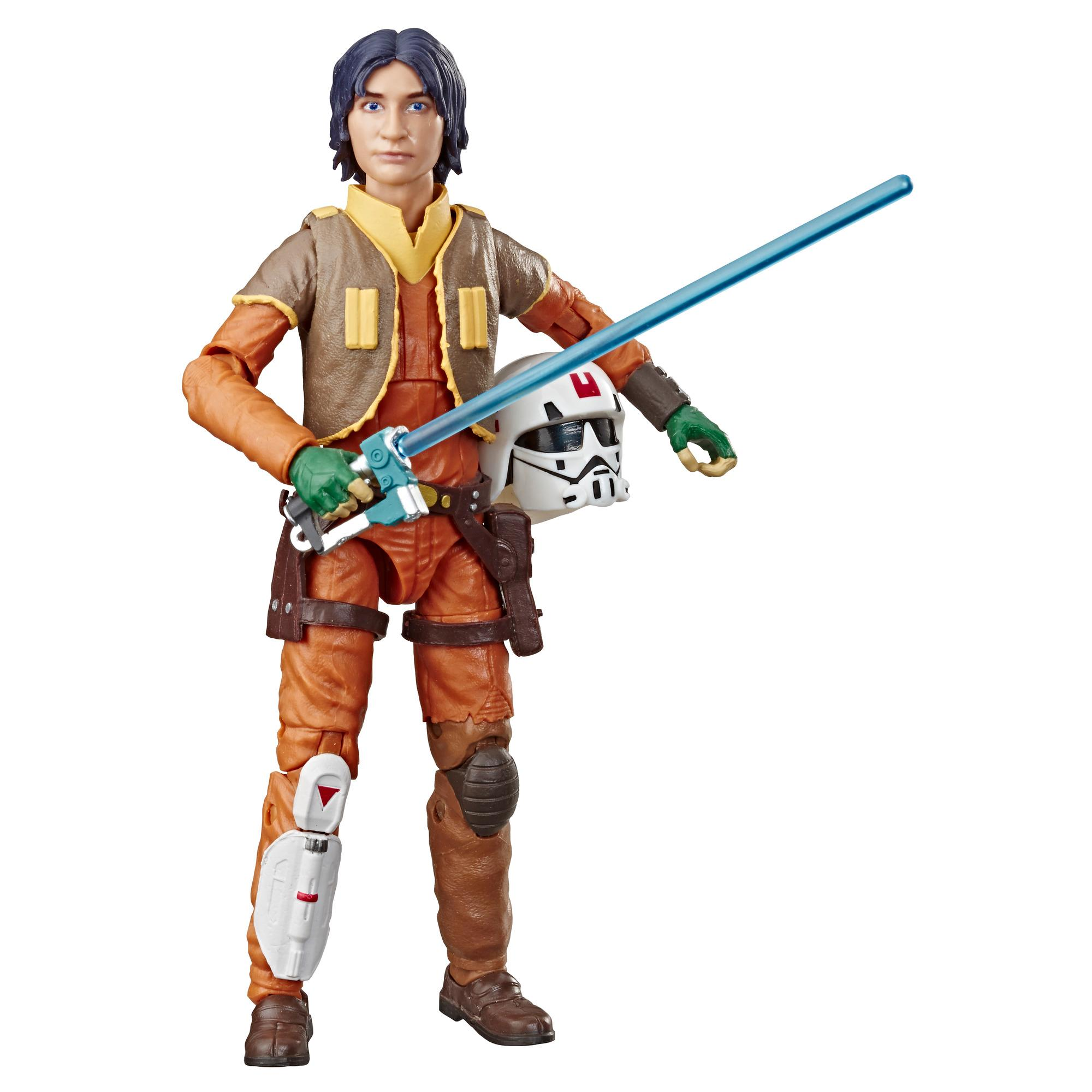 Star Wars The Black Series Star Wars: Rebels 6-Inch-Scale Ezra Bridger Figure