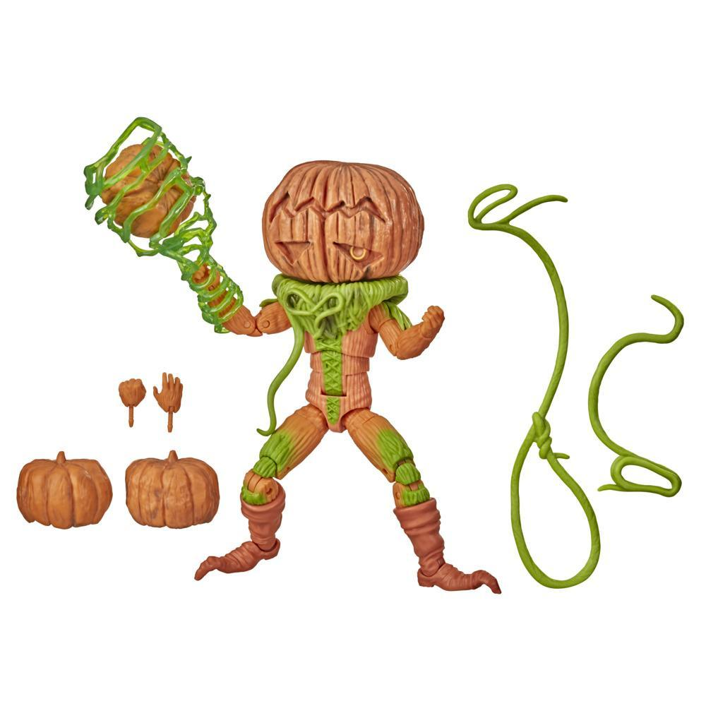 Power Rangers Lightning Collection Monsters Mighty Morphin Pumpkin Rapper 6-Inch Premium Collectible Action Figure Toy