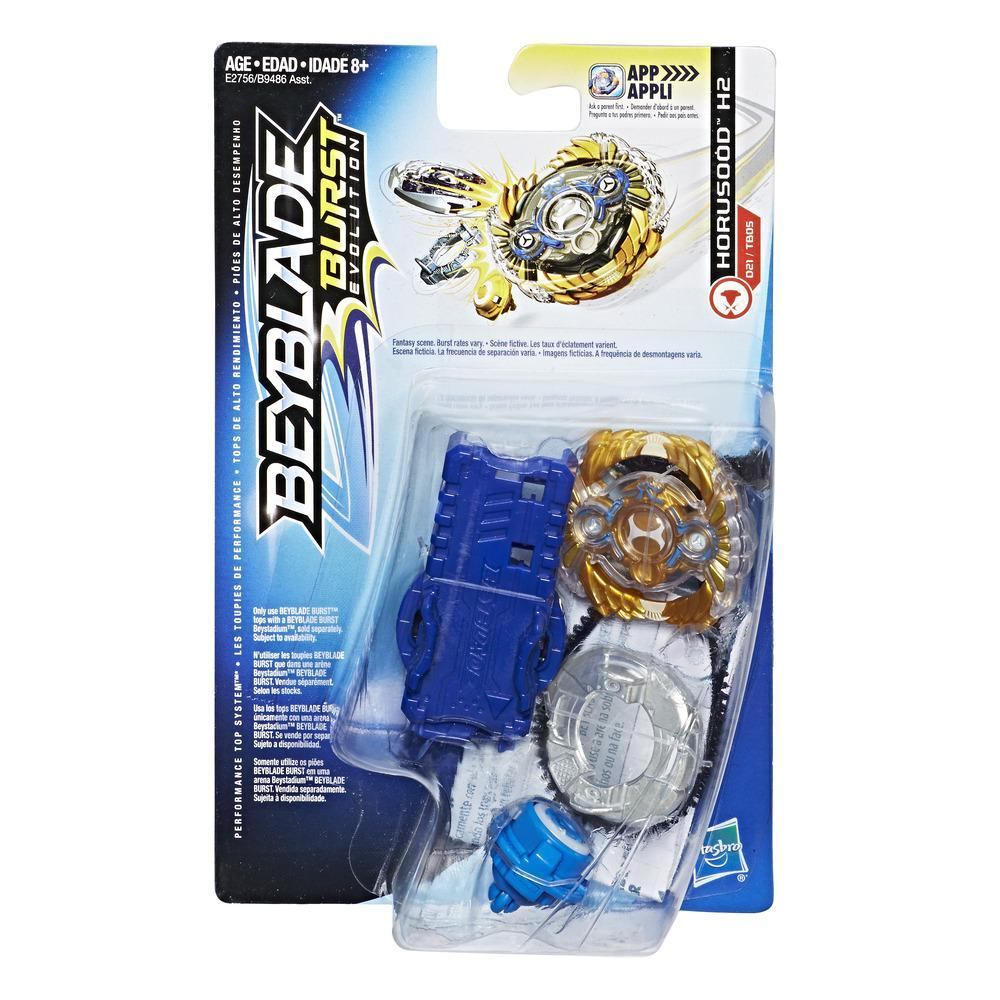 Beyblade Burst Evolution Starter Pack Horusood H2