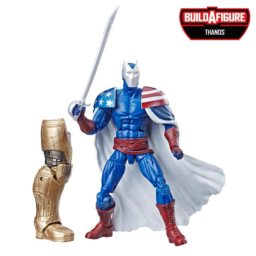 Habsro Marvel Legends Series 6-inch Citizen V Figure