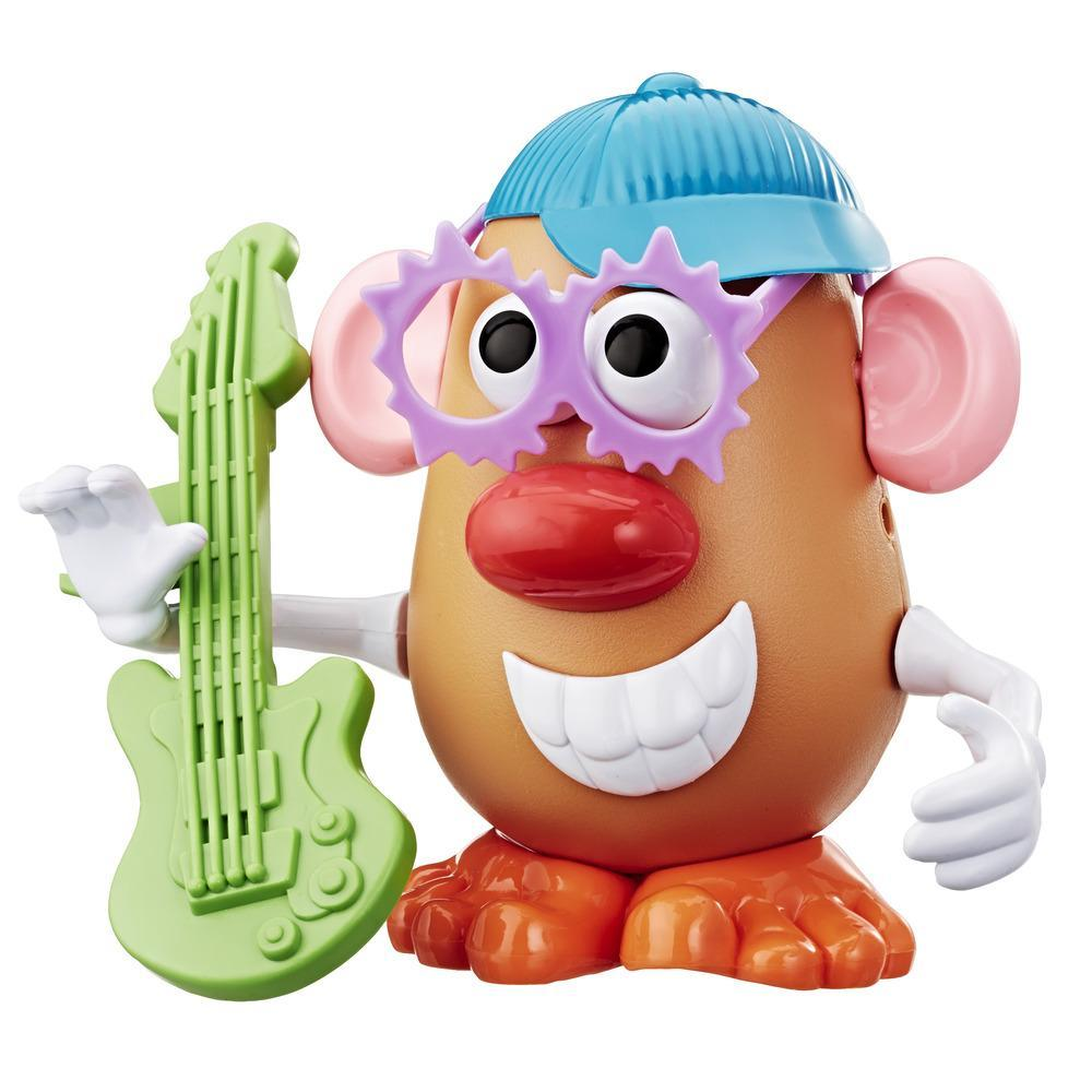 Mr. Potato Head Spud Star Rock Musician Figure