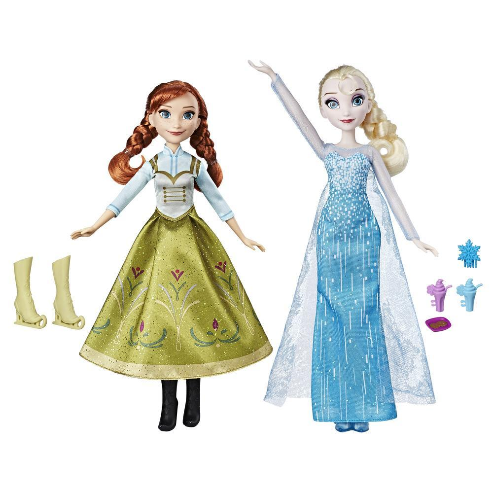 Disney Frozen Sister Snow Day