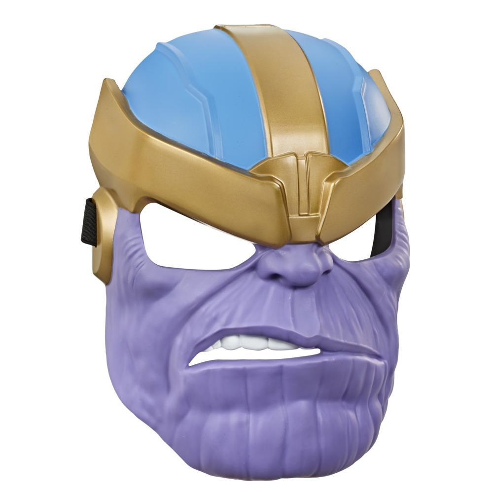 Marvel Avengers Thanos Hero Mask, Classic Design, Inspired By Avengers Endgame, For Kids Ages 5 And Up