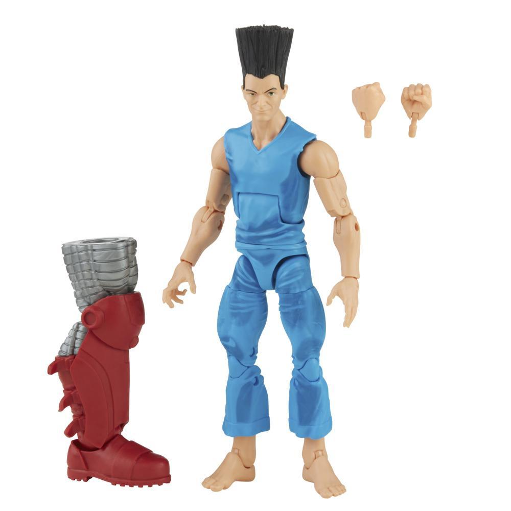 Hasbro Marvel Legends Series 6-inch Scale Action Figure Toy Marvel's Legion, Includes Premium Design and 1 Build-A-Figure Part