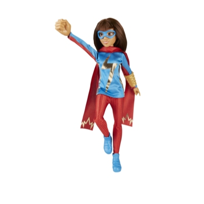 Marvel Rising Secret Warriors Ms. Marvel Doll