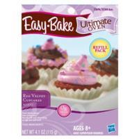 EASY-BAKE Ultimate Oven – Red Velvet Cupcakes Mix