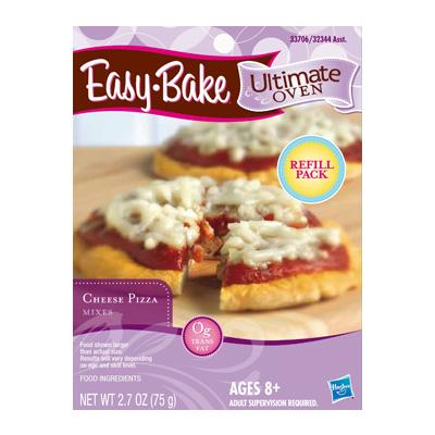 EASY-BAKE Ultimate Oven ? Cheese Pizza Mix