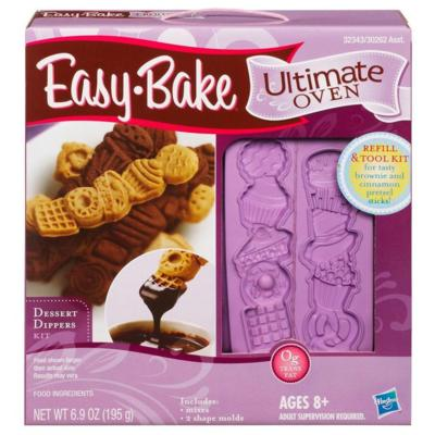 EASY-BAKE Ultimate Oven Dessert Dippers Refill