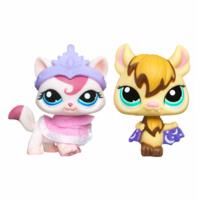 LITTLEST PET SHOP (Cat and Bat)