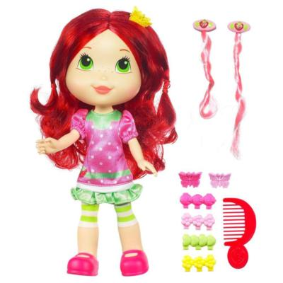 STRAWBERRY SHORTCAKE Stylin' - STRAWBERRY SHORTCAKE Doll