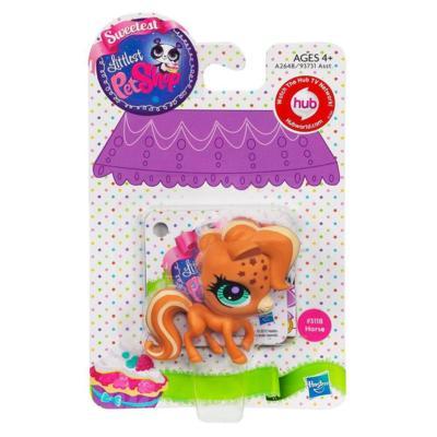 Littlest Pet Shop Sweetest Horse Pet