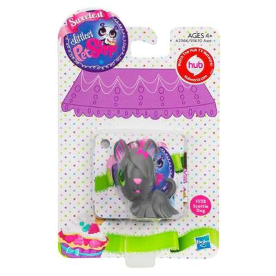 Littlest Pet Shop Sweetest Scottie Dog Pet
