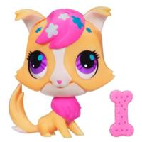 Littlest Pet Shop Sweetest Snackin' Pets Collie Pet