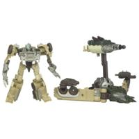 TRANSFORMERS DARK OF THE MOON CYBERVERSE MEGATRON Blastwave Weapons Base