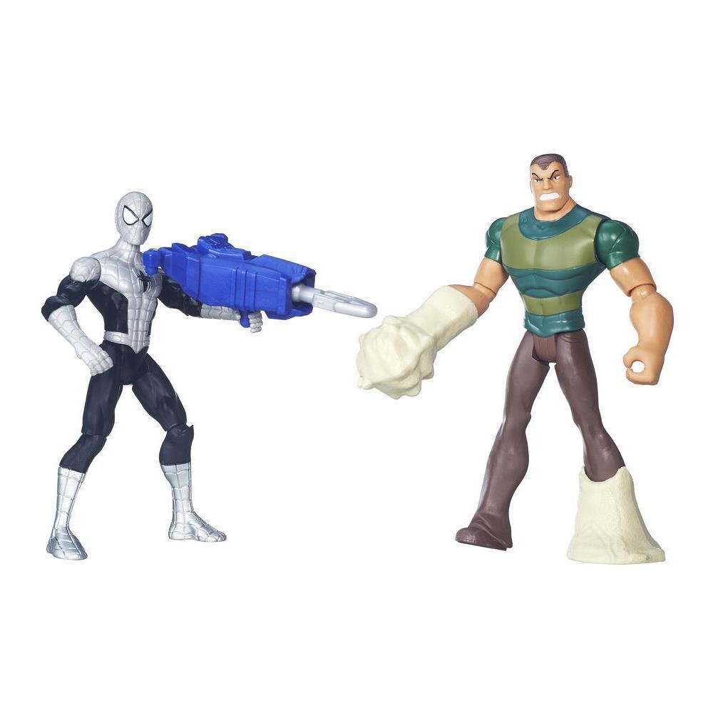 Ultimate Spider-Man Vs. The Sinister Six: Spider-Man vs. Marvel's Sandman