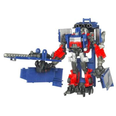 TRANSFORMERS DARK OF THE MOON CYBERVERSE OPTIMUS PRIME ARMORED WEAPONS PLATFORM