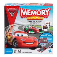 MEMORY Game Match and Motor Speedway Disney Pixar Cars 2 Edition Game