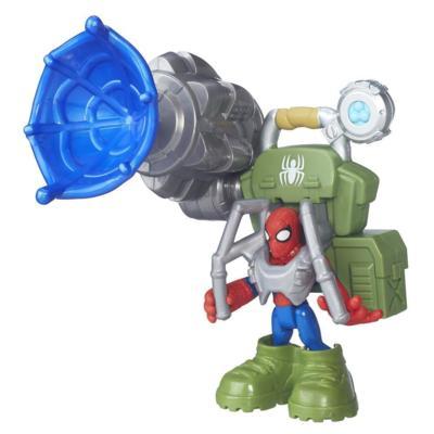 Playskool Heroes Super Hero Adventures Jungle Web Spiderman