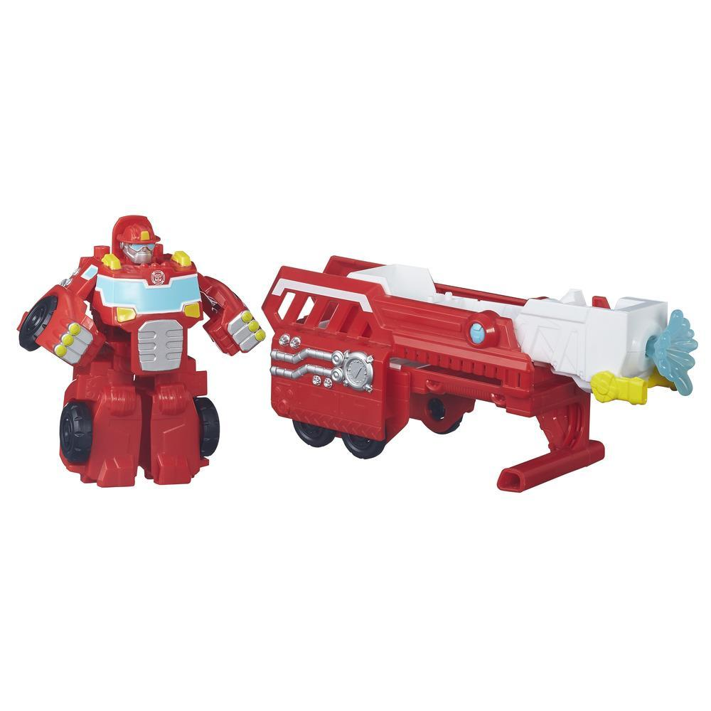 Playskool Heroes Transformers Rescue Bots Hook And Ladder Heatwave