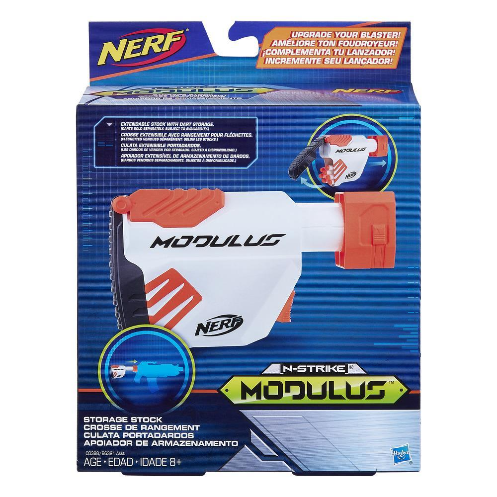 Nerf Modulus Dart Storage Stock