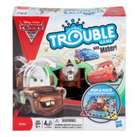 TROUBLE Disney Pixar Cars 2 Edition Game