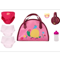 Baby Alive 3-in-1 Travelin' Diaper Bag