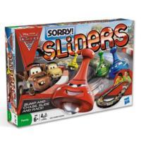 SORRY! Sliders Disney Pixar Cars 2 Edition Game