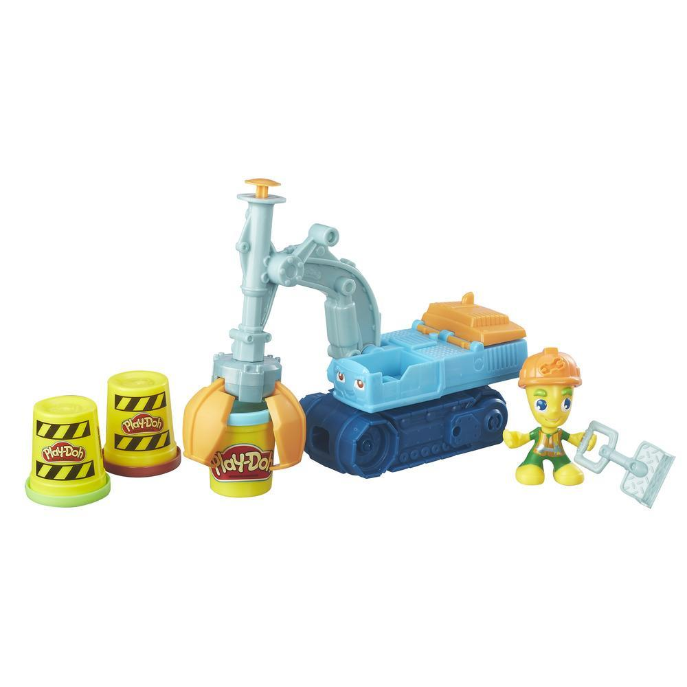 Play-Doh Town Excavator