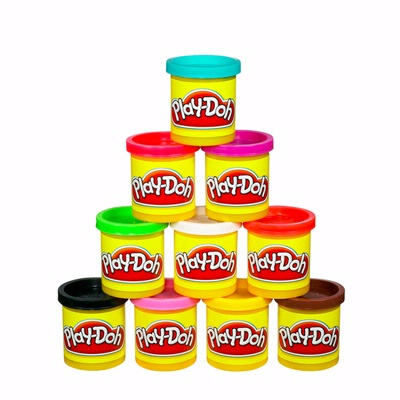 PLAY-DOH - Case of Colors