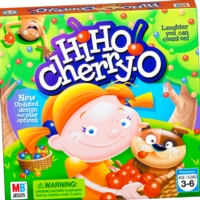 HI HO! CHERRY-O Game