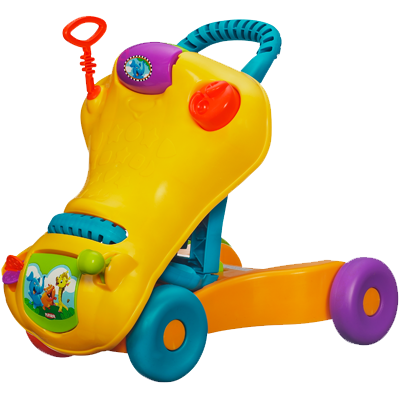 PLAYSKOOL EXPLORE 'N GROW STEP START WALK 'N RIDE