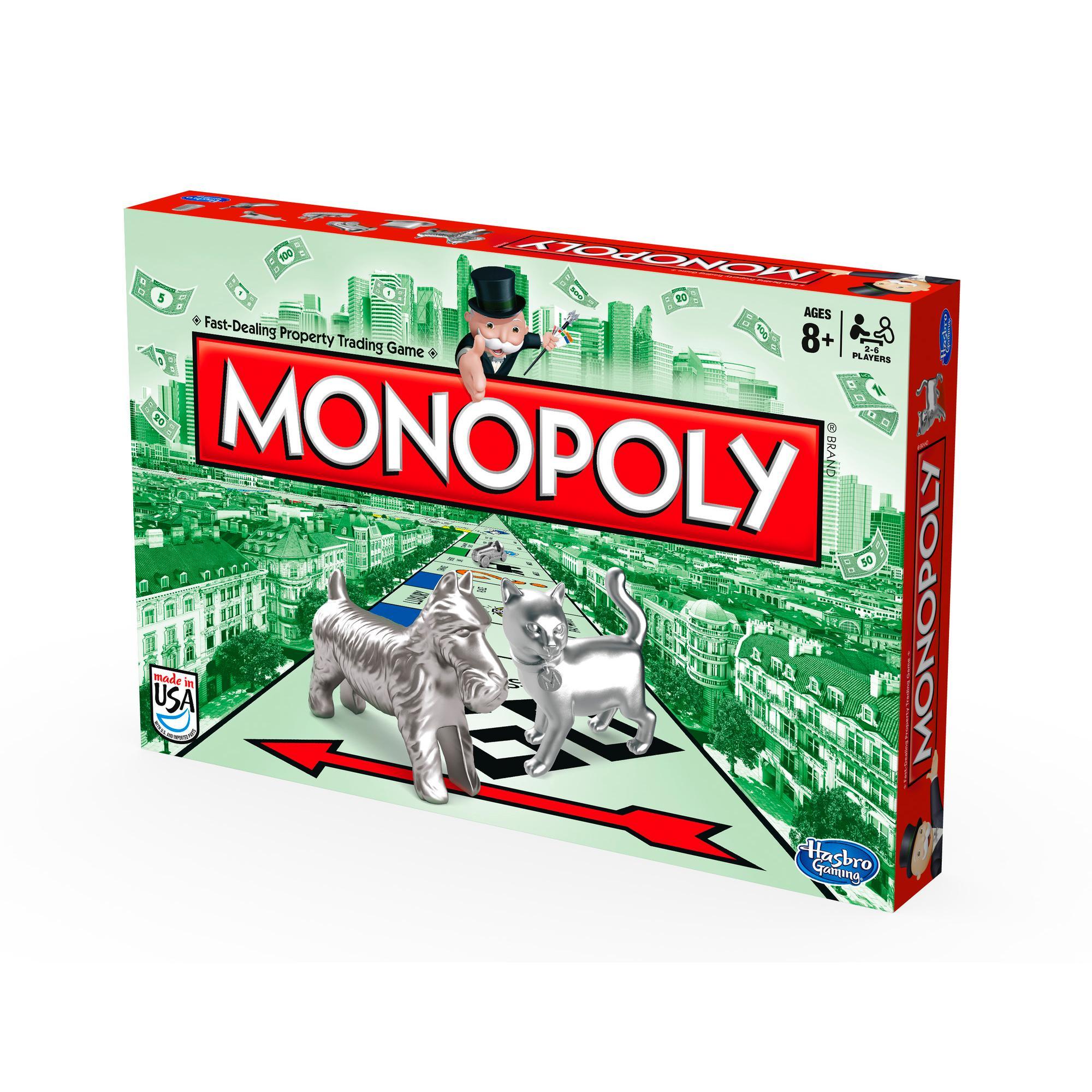دانلود بازی خاطره انگیز مونوپولی Monopoly