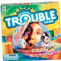 TROUBLE POP-O-MATIC Game