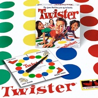 HASBRO GAMES - TWISTER Spanish