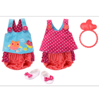 Baby Alive Pretty Ruffles Reversible Bloomer Set