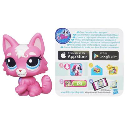 Littlest Pet Shop Kitty Pet