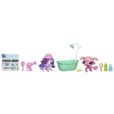 Littlest Pet Shop Gettin' Glam Pack