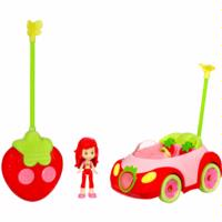 Strawberry Shortcake Berry Cruiser RC Vehicle
