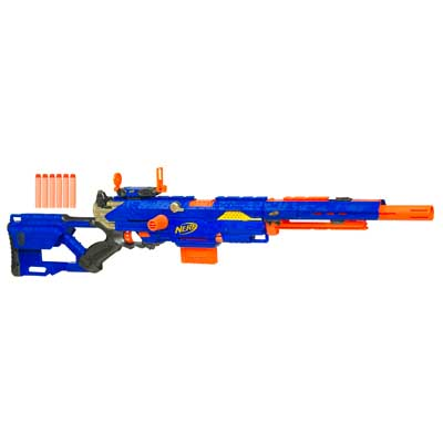 NERF N-STRIKE LONGSTRIKE CS-6