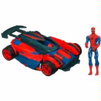 Spider-Man Armored Roadster