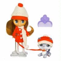 LITTLEST PET SHOP BLYTHE Loves LITTLEST PET SHOP: COLD WEATHER CUTE