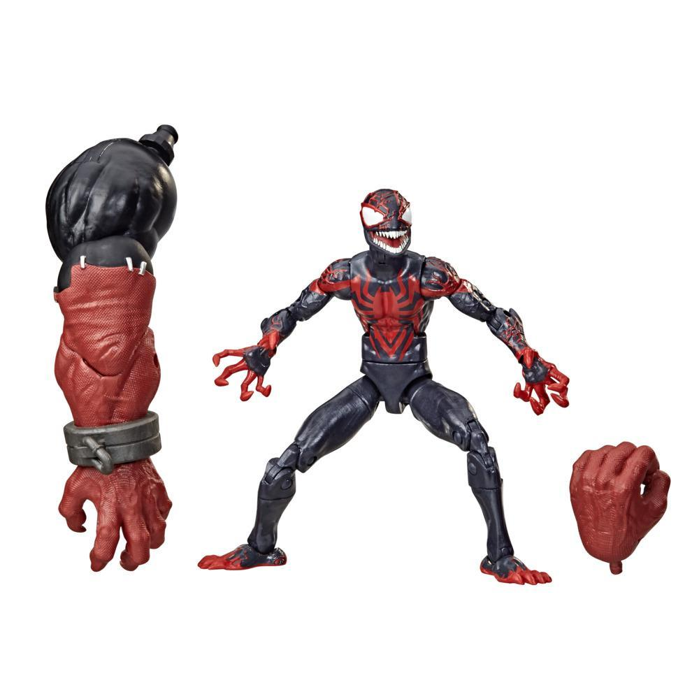 Hasbro Marvel Legends Series Venom 6-inch Collectible Action Figure Toy Miles Morales
