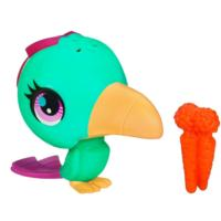 Littlest Pet Shop Sweetest Snackin' Pets Toucan Pet