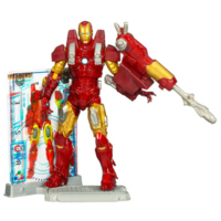 Iron Man 2 Concept Series: Iron Man Power Assault Armor