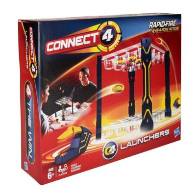CONNECT 4 Connect 4 Launchers Game