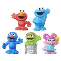 Playskool Sesame Street Five Figure Gift Pack