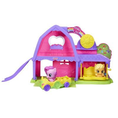 Playskool Friends My Little Pony Applejack Activity Barn