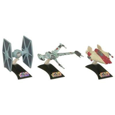 STAR WARS TITANIUM SERIES Die-Cast Vehicle Pack (Episode VI)