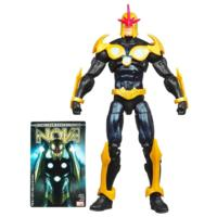 MARVEL Universe Series 4 MARVEL'S NOVA Figure